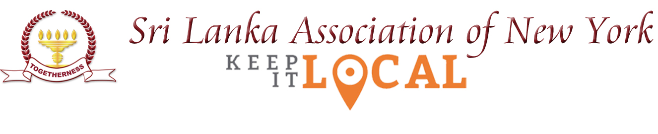 Sri Lanka Association of New York | Keep it Local