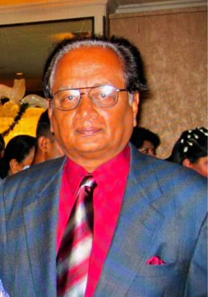 A scholarly professional and quintessential Jaffna man